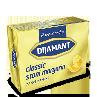 MARGARIN DIJAMANT CLASSIC STONI 250G