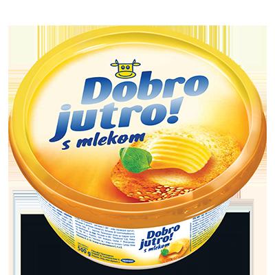 MARGARIN DIJAMANT DOBRO JUTRO 500G