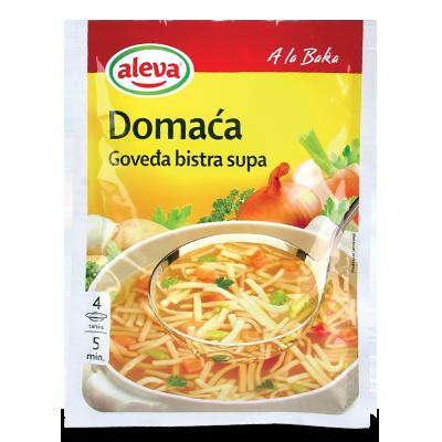 SUPA ALEVA DOMAĆA GOVEĐA 45GR