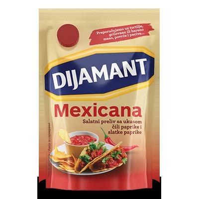 PRELIV DIJAMANT MEXICANA 300GR