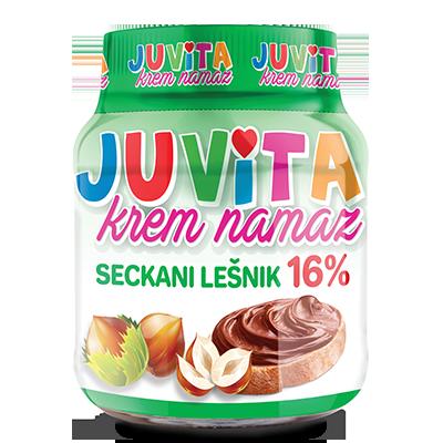 KREM SL JUVITA LEŠNIK 16% 350G
