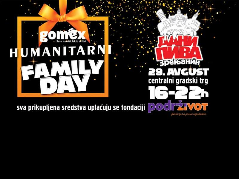 GOMEX humanitarni family day
